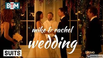 "Suits Season 7 Episode 16 Mike and Rachel Wedding (HD) Season Finale   ""Good-Bye"" Best Tv Moments"