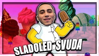 I'M NASO LAND OF ICE CREAM! | ROBLOX