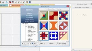 Video 5 – Designing Your First Quilt, Part 1