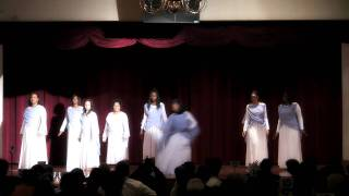 KWOC Dance Team - Never Give Up by Yolanda Adams