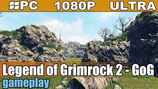 Legend of Grimrock 2 GoG gameplay HD [PC - 1080p] - Role-Playing Adventure