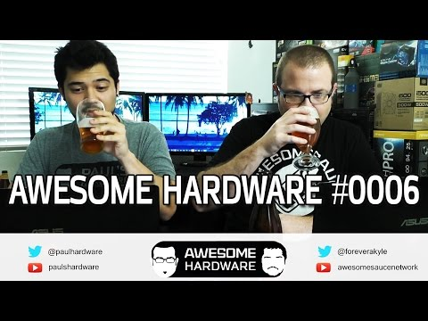Awesome Hardware #0006A - Vessel Launches, FreeSync Monitors, Fantastic Forums