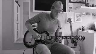Eagles - Hotel California (solo cover)