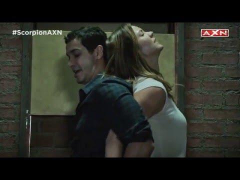 Scorpion - Walter y Paige trabajan en equipo