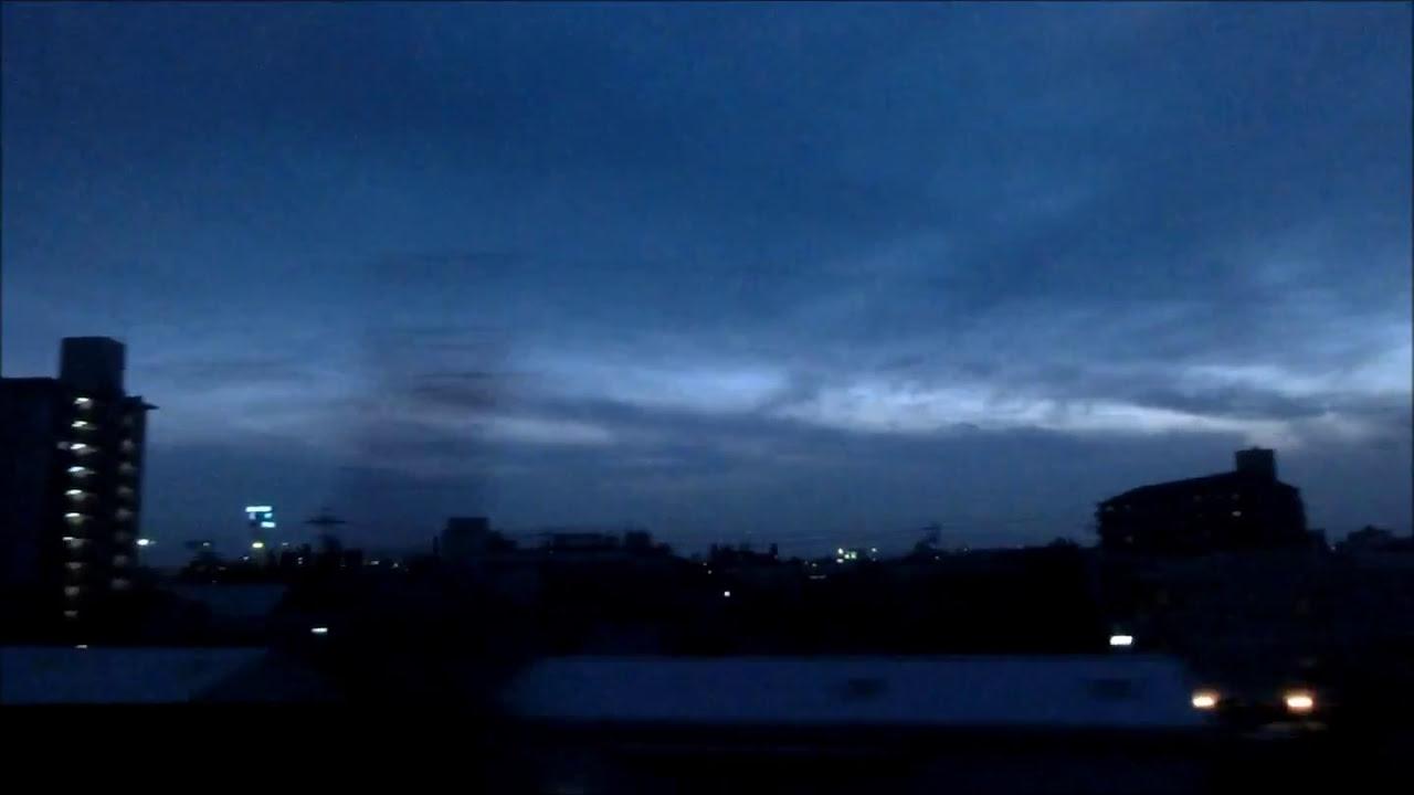 東海道新幹線 N700系(東海車)のぞみ397號 左側車窓@東京~京都 ...