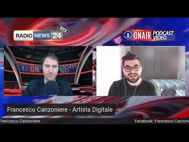 La mia intervista a Radio News 24