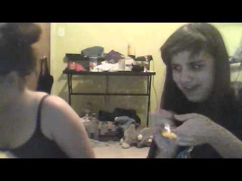 Kasey And Desirae Do The Mustard Challenge !!!