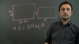 what is the difference between measuring linear feet vs square feet geometry algebra more