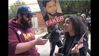 UCLA Students React to Jussie Smollett Developments
