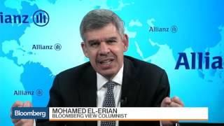 Mohamed A. El-Erian - Emerging-Market Currencies Attractive - 16 Jan 17  | Gazunda