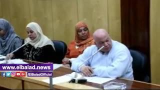 محافظ أسوان يرأس اجتماع المجلس القومي للسكان.. فيديو وصور