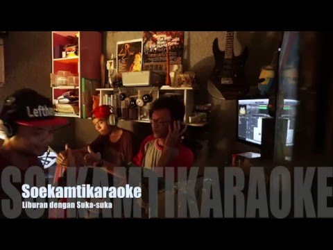 ENDANK SOEKAMTI - LIBURAN KERONCONG KOPLO DUT #SOEKAMTIKARAOKE (cover)