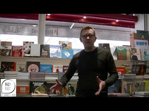 Présentation Librairie La Rubrique à Bulles - Paris