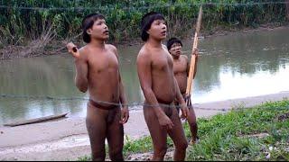 Exclusivo: 2º contato dos índios isolados no Acre