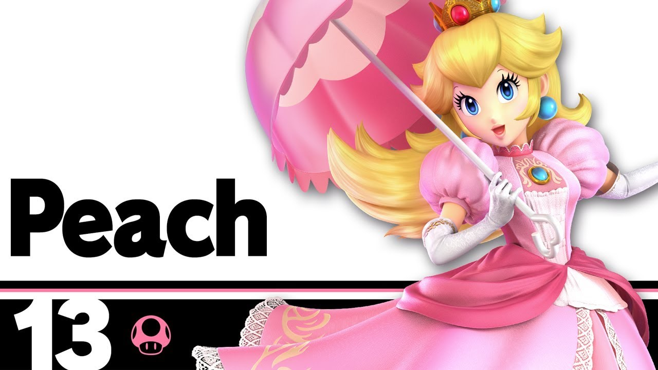 Peach (SSBU) - SmashWiki, the Super Smash Bros  wiki