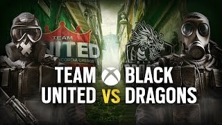 [BR] TEAM UNITED vs. BLACK DRAGONS | Play Day #7 | EliteSix S03 (XBOX)