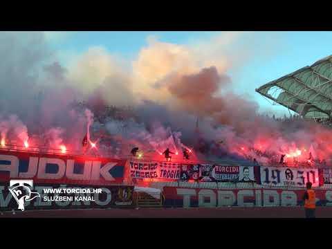 Torcida Split / HNK Hajduk Split - HNK Rijeka 0:2 ( 9.kolo HT Prva Liga)