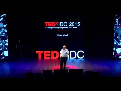 The Secret Sauce Of Israeli Entrepreneurship | Yossi Vardi | TEDxIDC