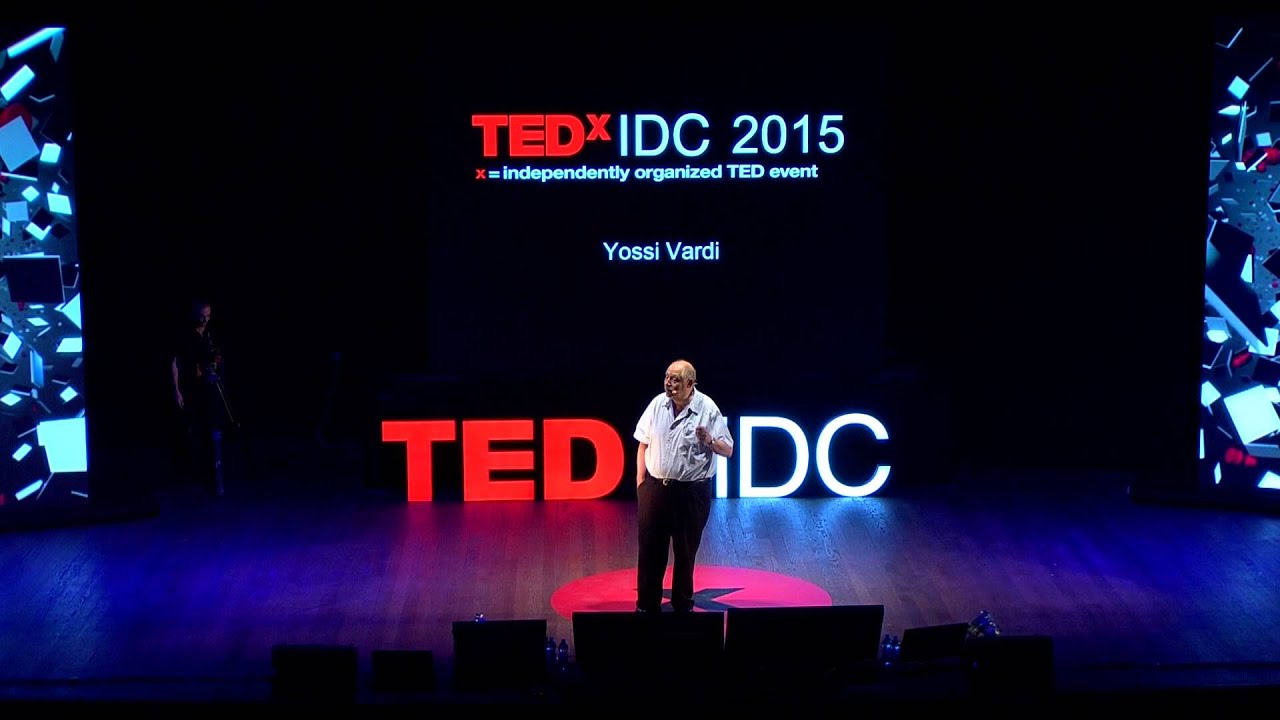 The Secret Sauce of Israeli Entrepreneurship | Yossi Vardi | TEDxIDC