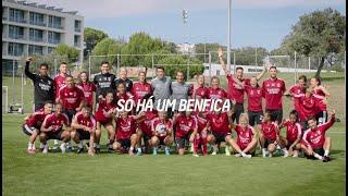 Só há um Benfica!