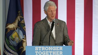Bill Clinton: Obamacare 'craziest thing in the world...