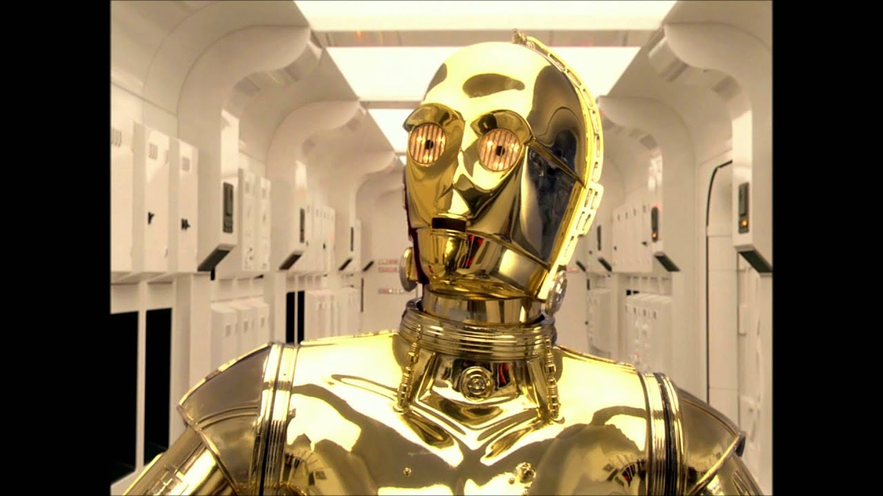 Star Wars Ideas and In...C 3po Quotes