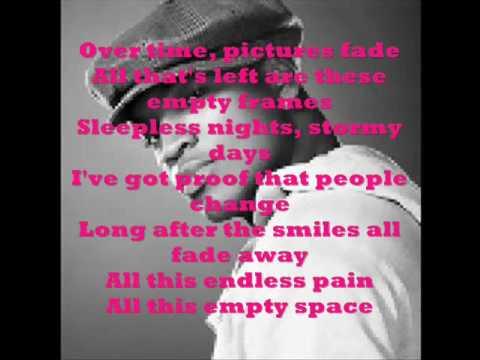 neyo empty frames -  lyrics