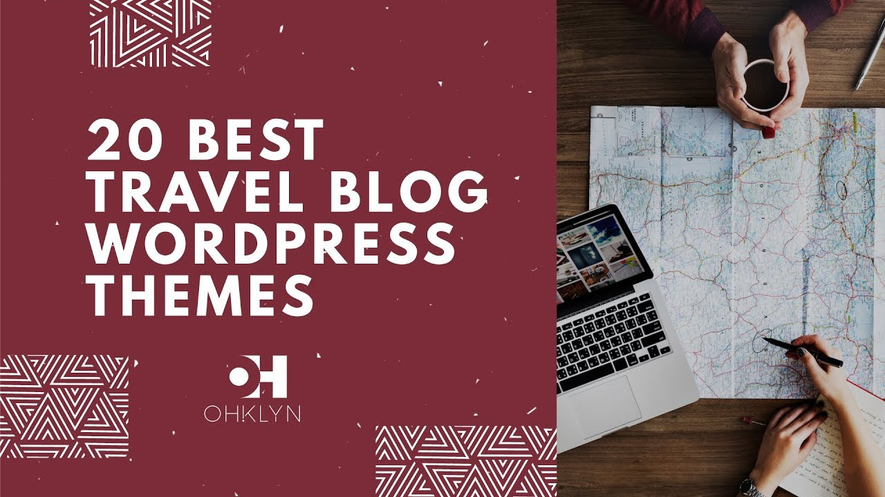 20 Best WordPress Themes for Travel Blogs [2018]