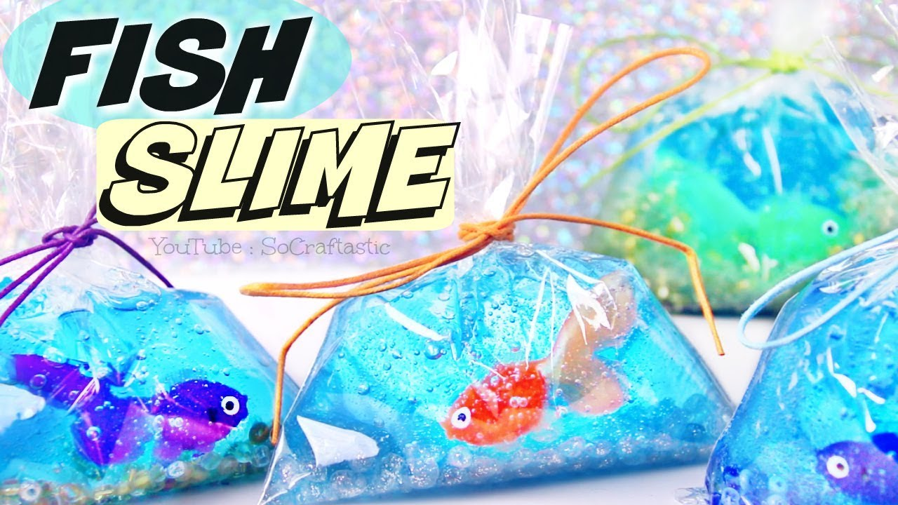 how to make crystal clear slime
