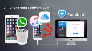 Three Way to Recover WhatsApp from iPhone 6 Plus - WhatsApp Recovery for iPhone