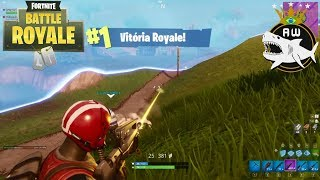 I BOUGHT SKIN NEW AND ALREADY WON WITH IT-FORTNITE-BATTLE ROYALE (34)