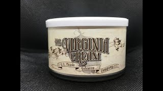 Обзор трубочноготабака G  L  Paase The Virginia Cream