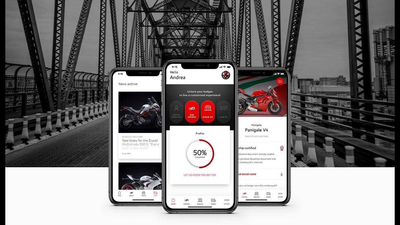MyDucati App is Here!