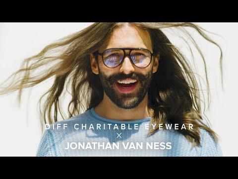JVN x DIFF EYEWEAR | Introducing THE TOSCA