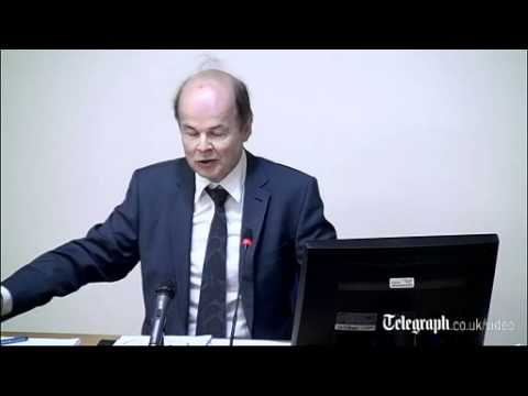 Leveson Inquiry: Chris Jefferies says 'I was accused of being a sexual pervert'