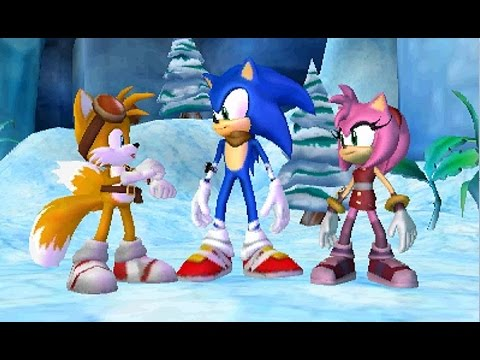 Sonic Boom: Fire & Ice - Part 1 - Kodiak Frontier