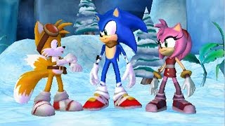 Sonic Boom: Fire & Ice - Part 1 - Kodiak Frontier