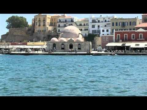 Chania Old Venetian Harbor [HD]
