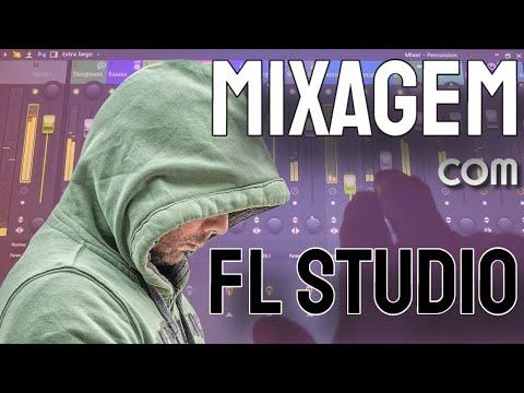 O FL Studio é bom para mixagem?