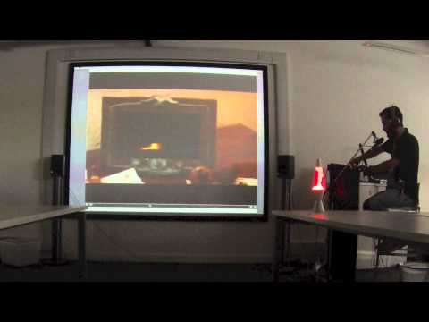 Live Music for Film / Eleftherios Kouklakis MDes Sound for the Moving Image (GSA)