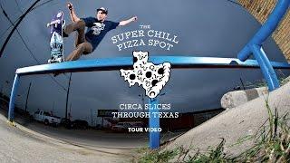 The Super Chill Pizza Spot, C1RCA Slices Through Texas