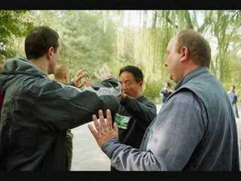 Yiquan China Trip 2004