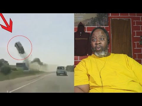 Dad Reacts to Flying Cars! || Ultimate Dash Cam Fails Compilation
