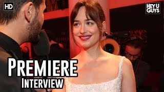 Dakota Johnson - Fifty Shades Freed Premiere Interview