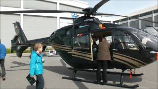 FOR SALE Eurocopter EC 135 auf der AERO 2012