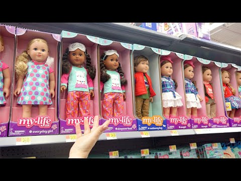 My Life As Dolls And Accessories At Walmart - Doll Hunting