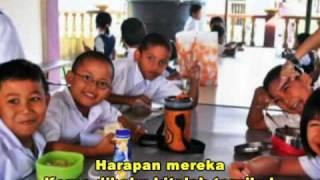 1Malaysia karaoke song - Harapan Lyric by DS Najib Tun Razak