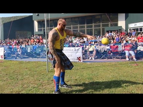 Thumbnail: THOR (THE MOUNTAIN) THROWS WORLD RECORD
