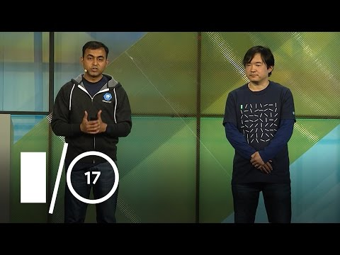 Building for Enterprise IoT Using Android Things and Google Cloud Platform (Google I/O