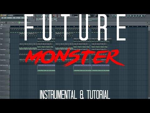 Download Future - Monster Intrumental + Tutorial FREE FLP ALL CORRECT PRESETS Mp4 baru